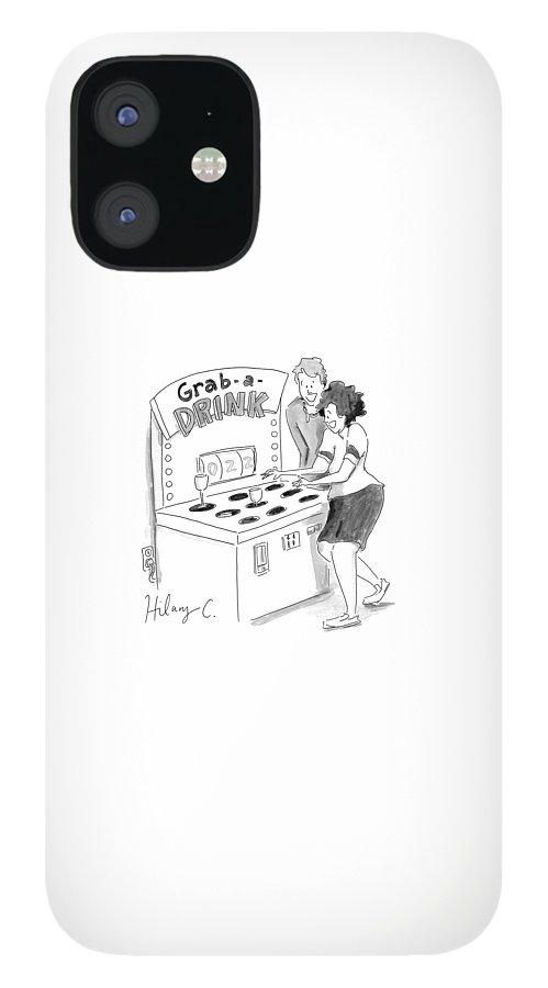 New Yorker June 3, 2021 IPhone 12 Case