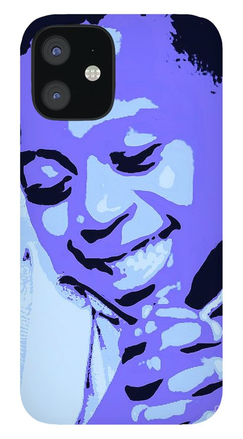 Pray IPhone 12 Case featuring the painting Precious Prayers by Jack Bunds