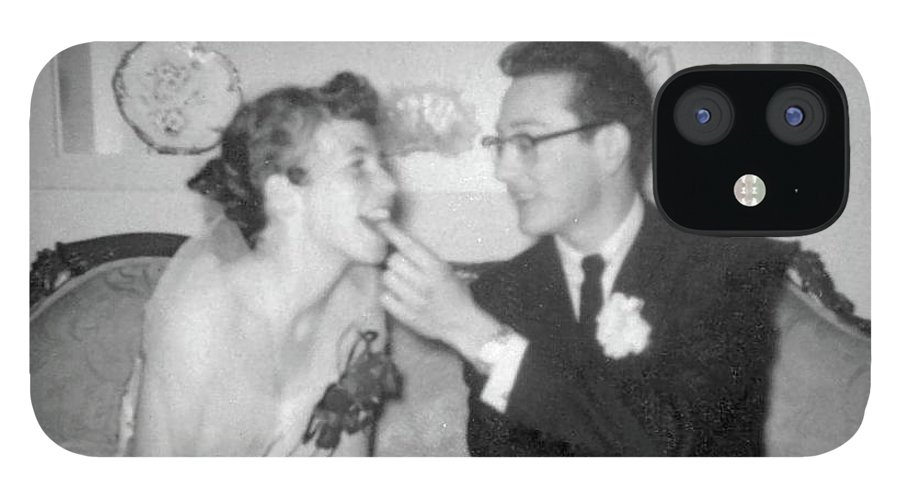 Buddy Holly iPhone 12 Case featuring the photograph Prom Gifts by John Bates