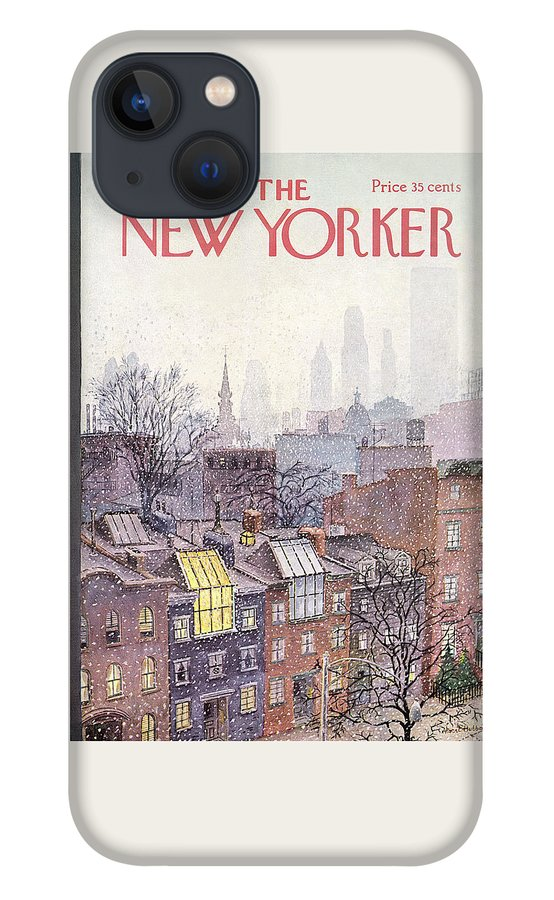 New Yorker March 2, 1968 iPhone 13 Case