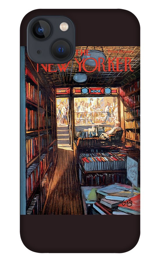 New Yorker July 20th, 1957 iPhone 13 Case