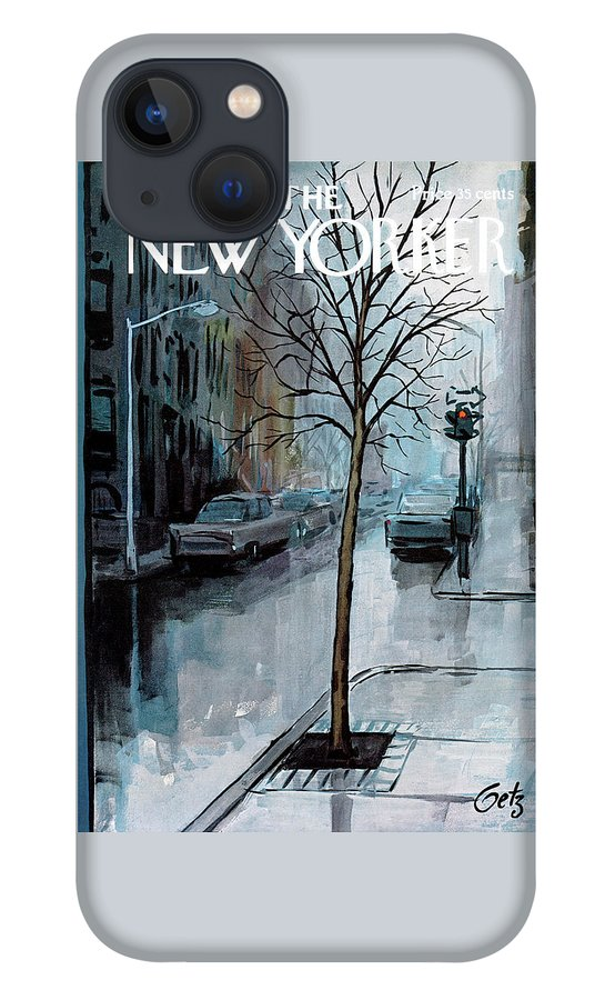 New Yorker March 12th, 1966 iPhone 13 Case