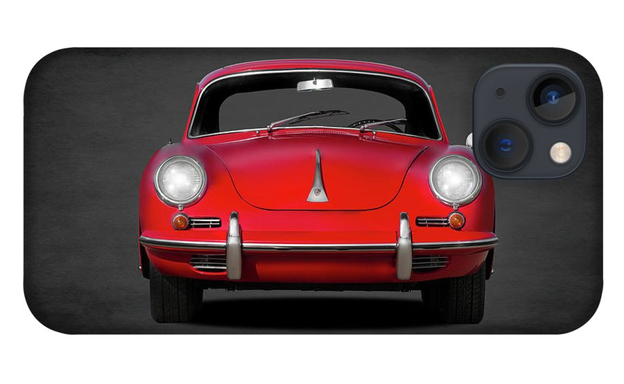 Porsche iPhone 13 Case featuring the photograph The Classic 356 by Mark Rogan