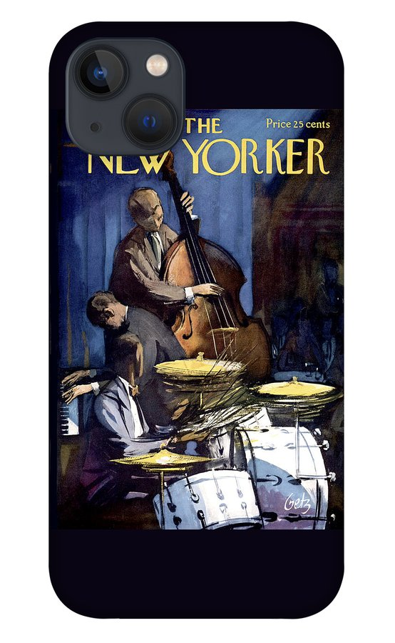 New Yorker January 4th, 1958 iPhone 13 Case