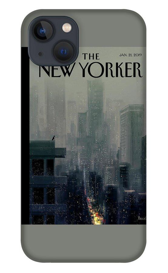 Big City iPhone 13 Case