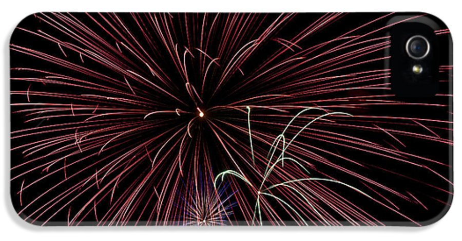 Fireworks IPhone 5 Case featuring the photograph Fireworks by Jason Meyer