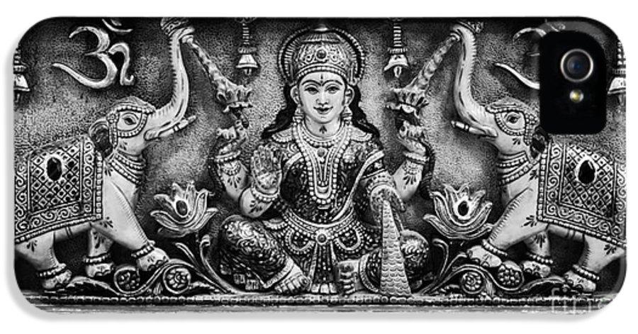 Lakshmi IPhone 5 Case featuring the photograph Lakshmi by Tim Gainey