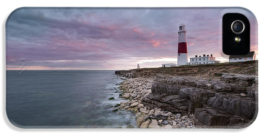 Europe IPhone 5 Case featuring the photograph Portland Bill by Ollie Taylor