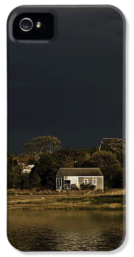 Keith Woodbury IPhone 5 Case featuring the photograph After The Storm by Keith Woodbury