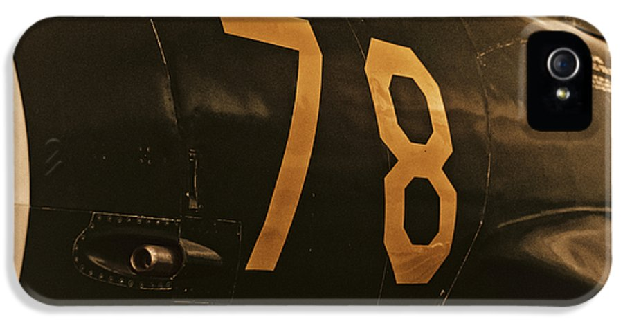 Lockheed Xp-80 IPhone 5 Case featuring the photograph 78 by Christi Kraft