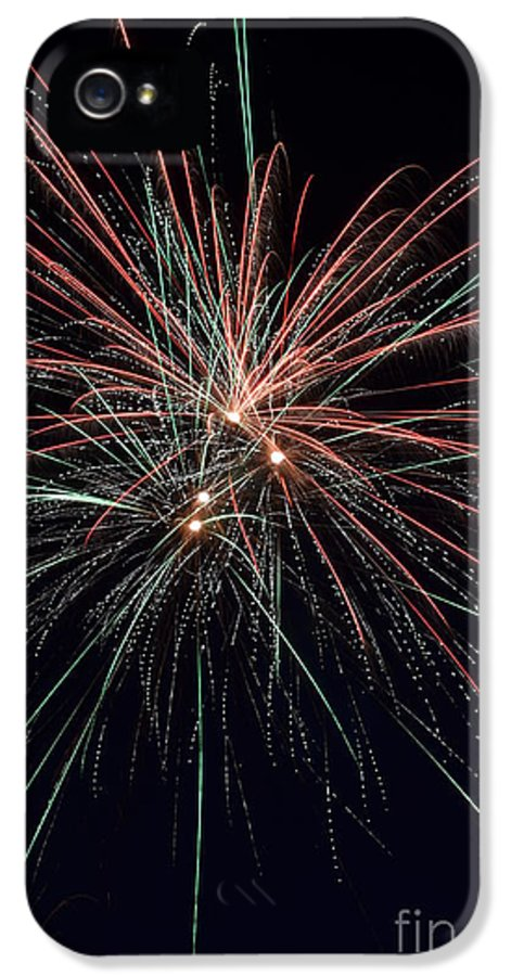 Independence Day IPhone 5 Case featuring the photograph Independence Day by Matt Davis