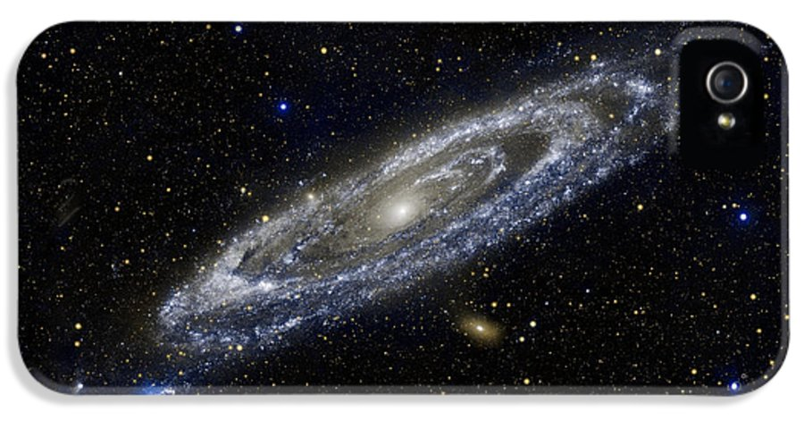 3scape Photos IPhone 5 Case featuring the photograph Andromeda by Adam Romanowicz