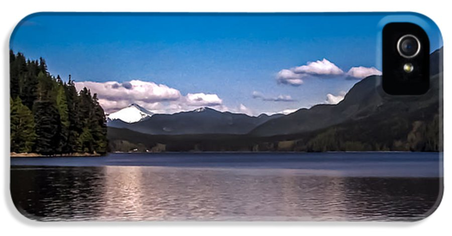 Seacapes IPhone 5 Case featuring the photograph Beautiful Bc by Robert Bales