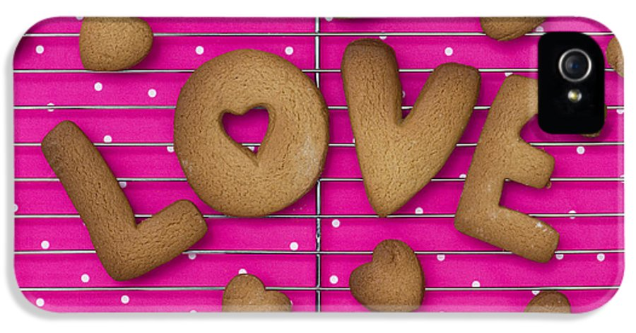 Love IPhone 5 Case featuring the photograph Biscuit Love by Tim Gainey
