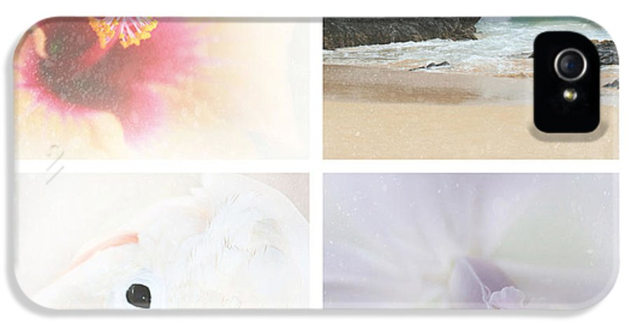 Aloha IPhone 5 Case featuring the photograph Breathe . Feel The Wind . . . by Sharon Mau