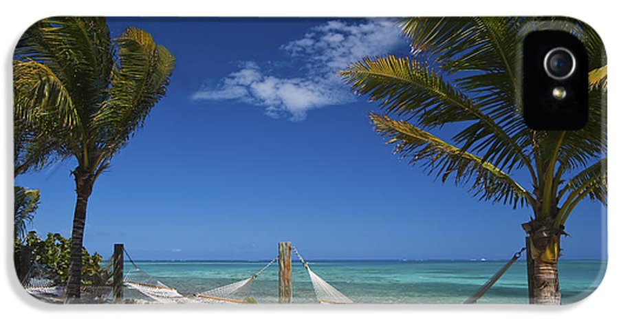 3scape Photos IPhone 5 Case featuring the photograph Breezy Island Life by Adam Romanowicz