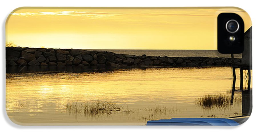 Cape IPhone 5 Case featuring the photograph Cape Cod Delight by Luke Moore