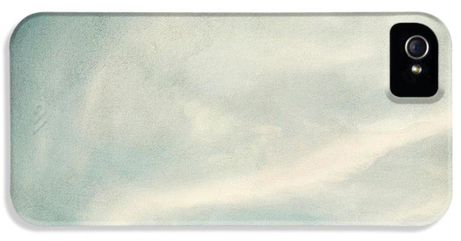 Brett IPhone 5 Case featuring the digital art Cloud Series 6 Of 6 by Brett Pfister