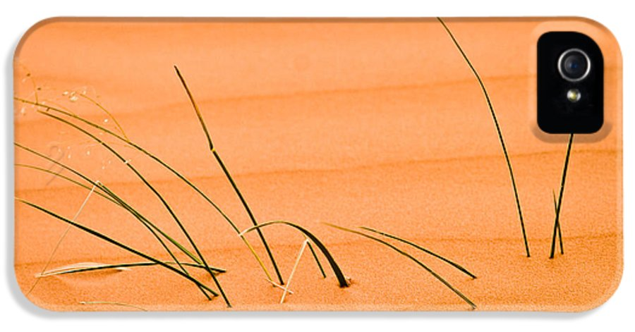 3scape Photos IPhone 5 Case featuring the photograph Coral Pink Sands 1 by Adam Romanowicz