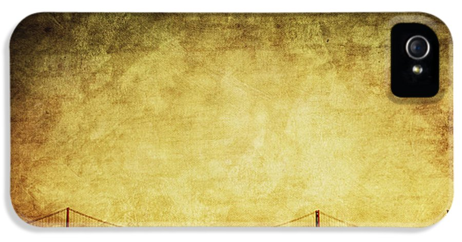 Bridge IPhone 5 Case featuring the photograph Distant Memory by Andrew Paranavitana