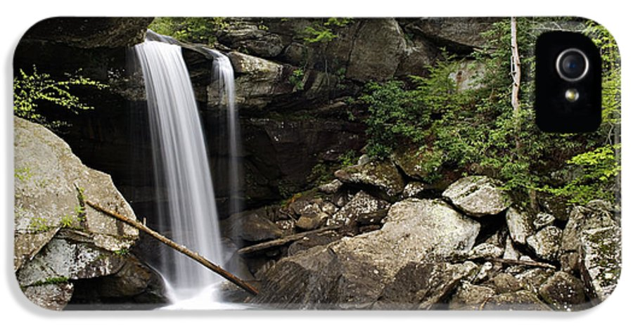 Eagle IPhone 5 Case featuring the photograph Eagle Falls - D002751 by Daniel Dempster