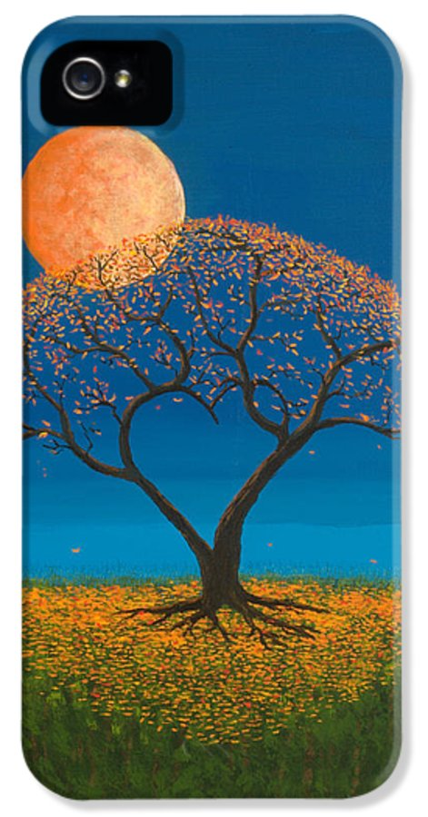 Love IPhone 5 Case featuring the painting Falling For You by Jerry McElroy