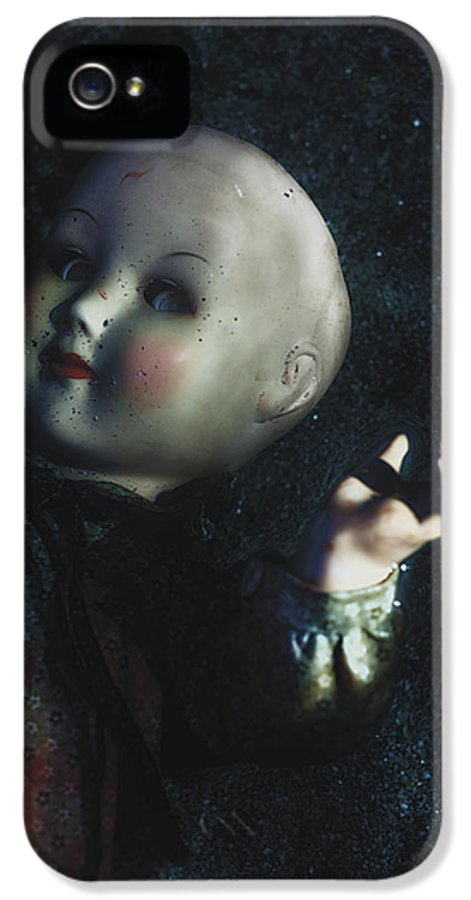 Doll IPhone 5 Case featuring the photograph Floating Doll by Joana Kruse
