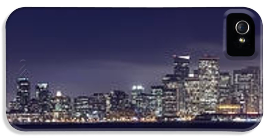 Fog City IPhone 5 Case featuring the photograph Fog City San Francisco2 by Mike Reid