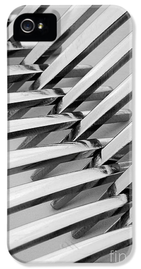 Forks IPhone 5 Case featuring the photograph Forks I by Natalie Kinnear
