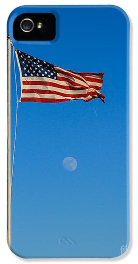 Usa IPhone 5 Case featuring the photograph Freedom by Robert Bales