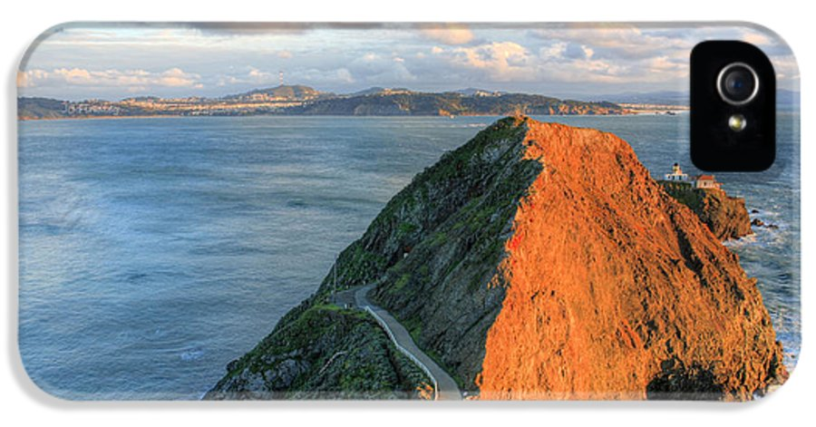 Bonita Point IPhone 5 Case featuring the photograph Gibraltar by JC Findley