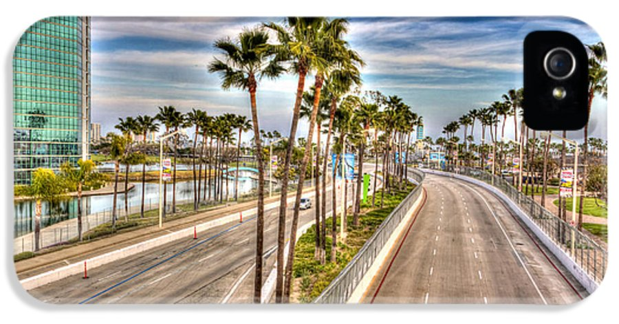 Racing IPhone 5 Case featuring the photograph Grand Prix Of Long Beach by Heidi Smith
