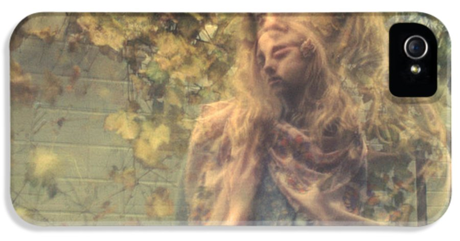 Portrait IPhone 5 Case featuring the photograph Impression II by Taylan Apukovska