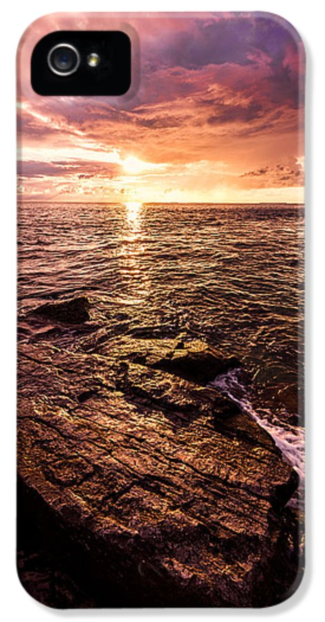 Inspiration Key IPhone 5 Case featuring the photograph Inspiration Key by Chad Dutson