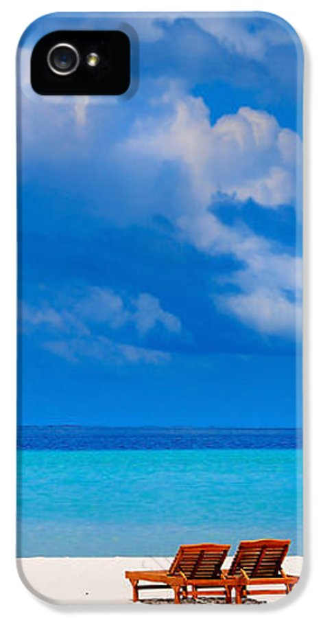 Jenny Rainbow Fine Art Photography IPhone 5 Case featuring the photograph Its That Simple by Jenny Rainbow
