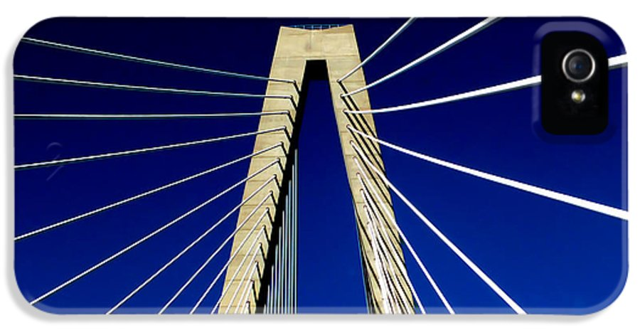 Charleston IPhone 5 Case featuring the photograph Jazz Of Charleston by Karen Wiles