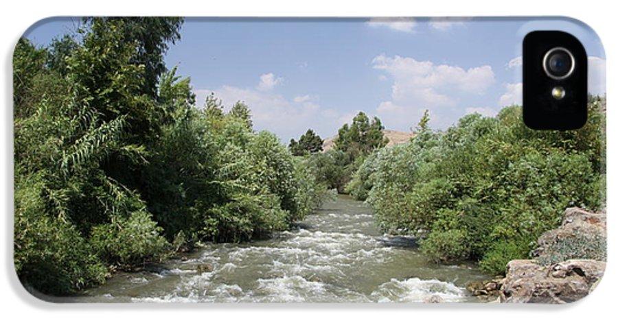 Jordan River IPhone 5 Case featuring the photograph Jordan River by Rita Adams