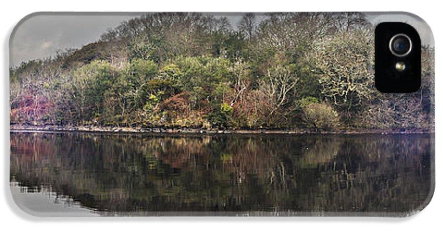 Lake Isle Of Inishfree IPhone 5 Case featuring the photograph Lake Isle Of Inishfree 2 by Michael David Murphy