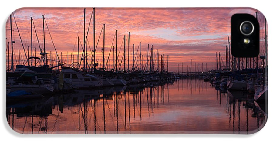 Marina IPhone 5 Case featuring the photograph Memories Of Last Summer by Heidi Smith