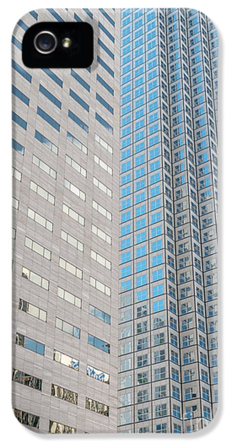 America IPhone 5 Case featuring the photograph Miami Architecture Detail 2 by Ian Monk