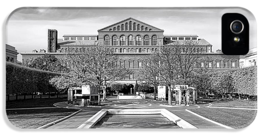 Washington IPhone 5 Case featuring the photograph National Law Enforcement Officers Memorial by Olivier Le Queinec