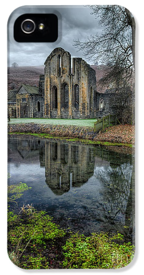 13th Century IPhone 5 Case featuring the photograph Old Abbey by Adrian Evans
