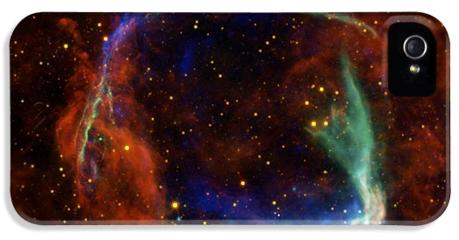 3scape Photos IPhone 5 Case featuring the photograph Oldest Recorded Supernova by Adam Romanowicz