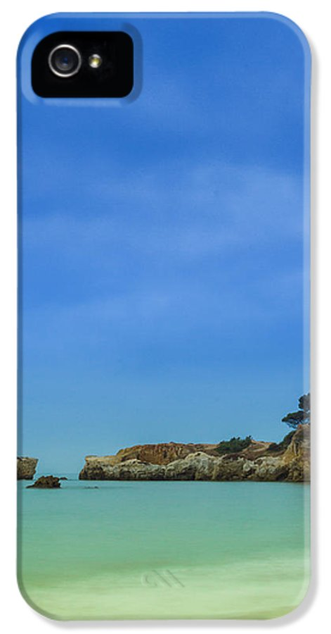 Albufeira IPhone 5 Case featuring the photograph Paradise Beach by Marco Oliveira
