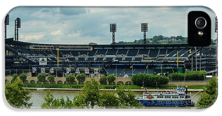 Pnc Park IPhone 5 Case featuring the photograph Pnc Park Pittsburgh Pirates by Angelo Rolt