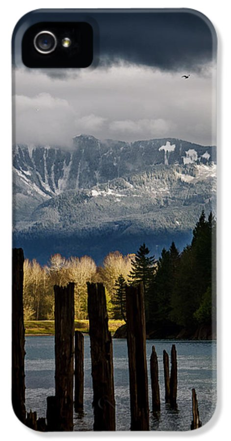 Potential IPhone 5 Case featuring the photograph Potential - Landscape Photography by Jordan Blackstone