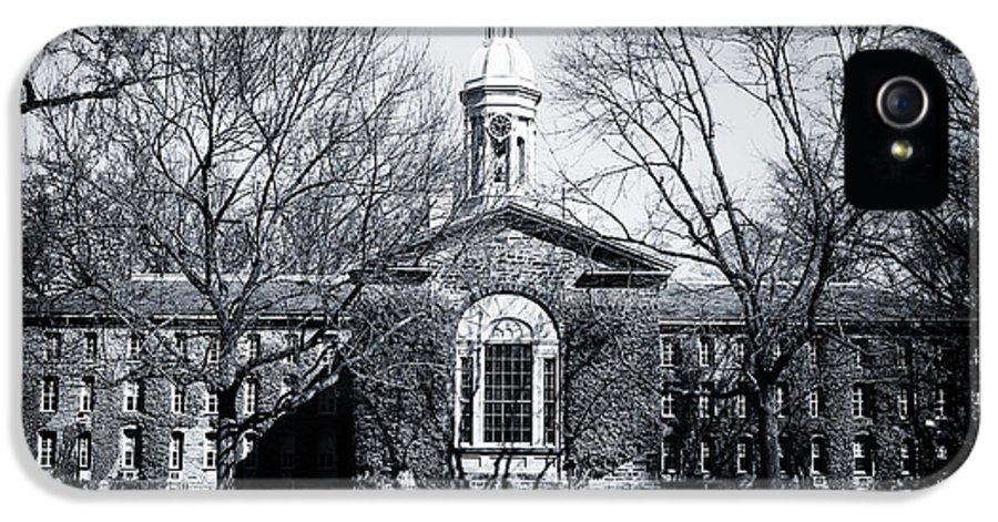 Princeton University IPhone 5 Case featuring the photograph Princeton University by John Rizzuto