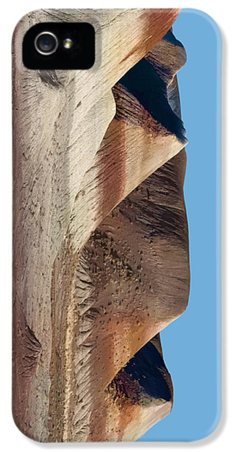 Arizona IPhone 5 Case featuring the photograph Repainted Desert - Phone Case Design by Gregory Scott