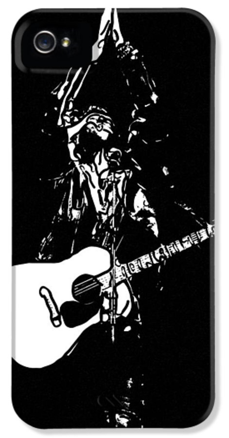 1950 IPhone 5 Case featuring the photograph Rockabilly by Tommytechno Sweden