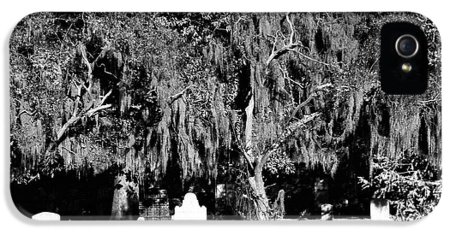 Savannah Resting Place IPhone 5 Case featuring the photograph Savannah Resting Place by John Rizzuto